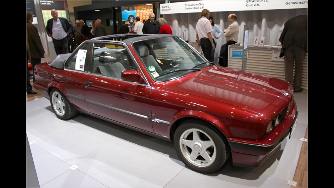 BMW 3er Baur Top-Cabriolet