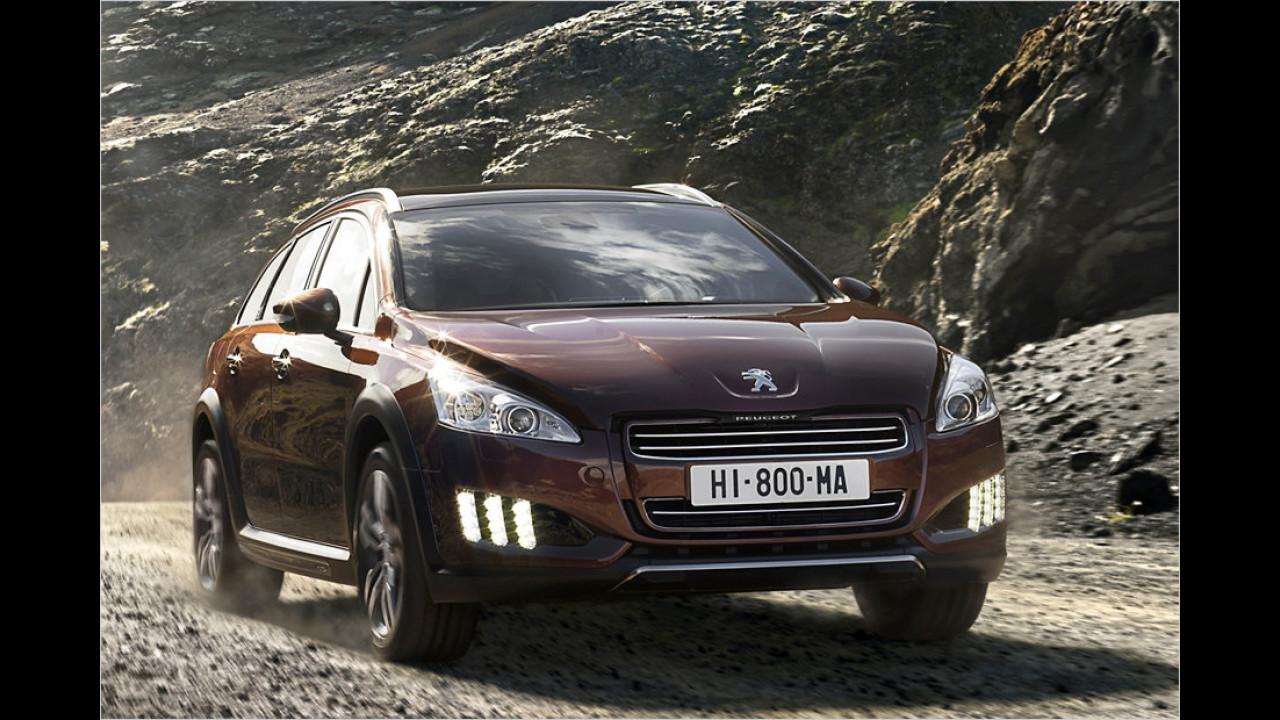 Peugeot 508 RXH Limited Edition Automatik