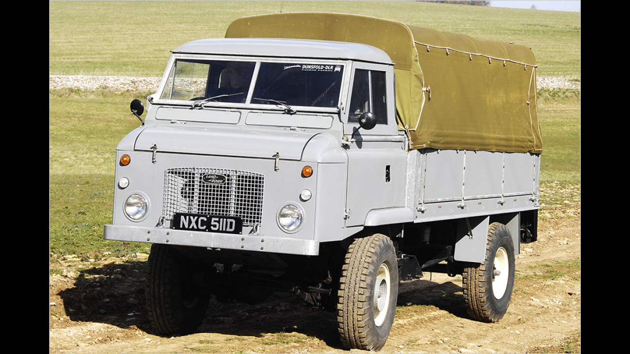 Land Rover Series IIA Forward Control (1962)