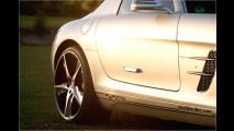 SLS AMG knackt die knackt die 700-PS-Marke