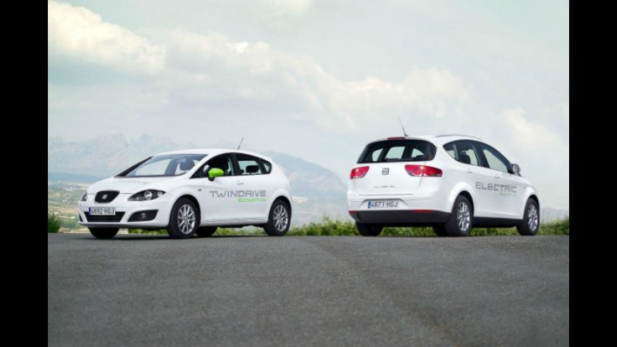 Seat anuncia que irá utilizar tecnologia da VW para produzir veículos híbridos