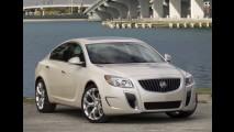 Galeria de Fotos: Buick Regal GS 2012 em versão definitiva