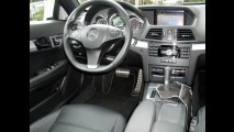 Avaliação detalhada - Mercedes-Benz E500 Coupé Sport: até quem não dirige quer