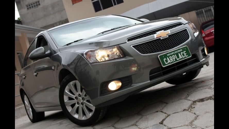 Garagem CARPLACE: Perguntas abertas sobre o Novo Chevrolet Cruze LTZ