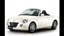 Daihatsu Copen ganha série especial para marcar o encerramento da produção