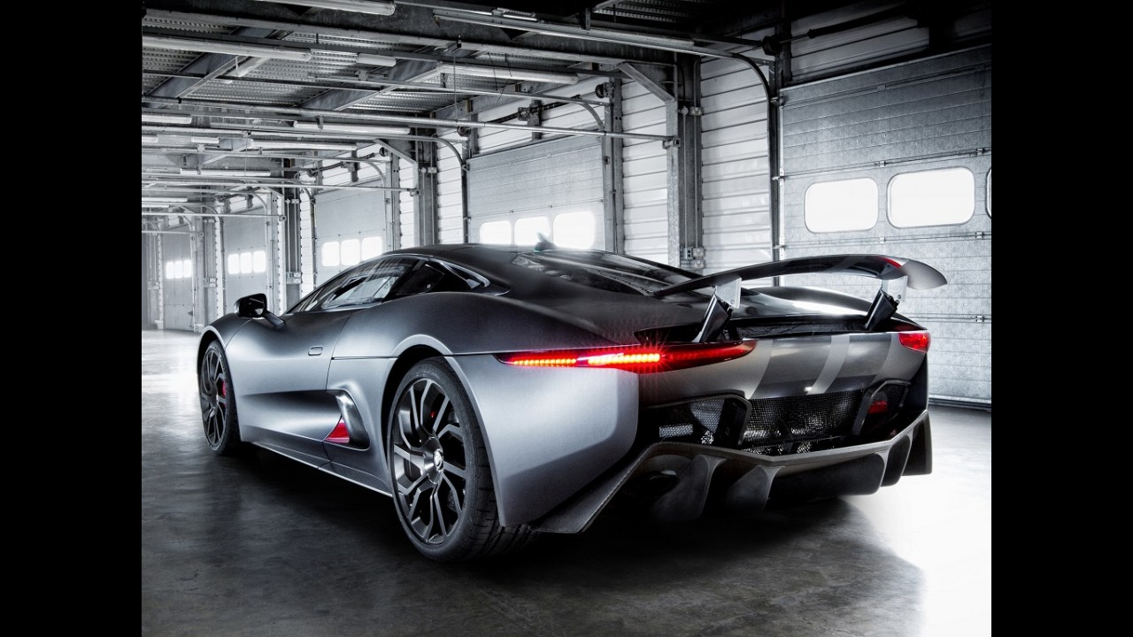 Motor 1.6 de 509 cv do Jaguar C-X75 pode equipar modelo de produção