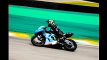 Piloto CARPLACE: André Verissimo chega em segundo na SuperBike