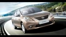 Nissan lança Versa a diesel na Índia - Consumo é de 21,6 km/litro
