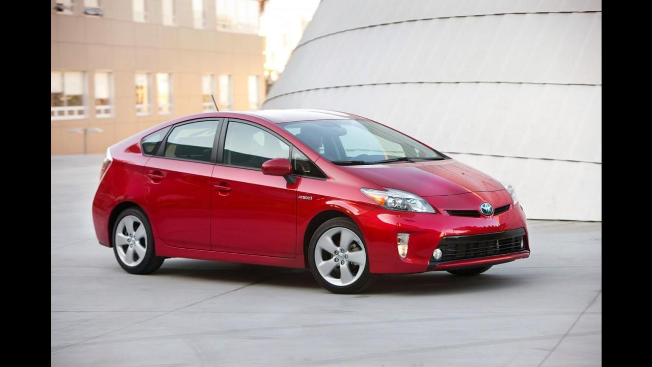 Toyota deverá produzir híbrido Prius nos Estados Unidos a partir de 2015