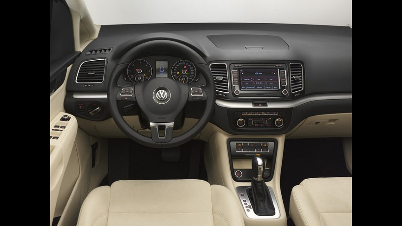 Nova Volkswagen Sharan 2.0 Tsi é lançada na Argentina