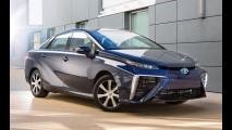 Movido a hidrogênio: Toyota revela Mirai e promete autonomia de 480 km