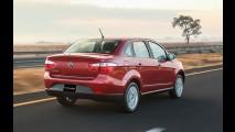 Fiat Grand Siena chega ao México como Dodge Vision por R$ 35 mil