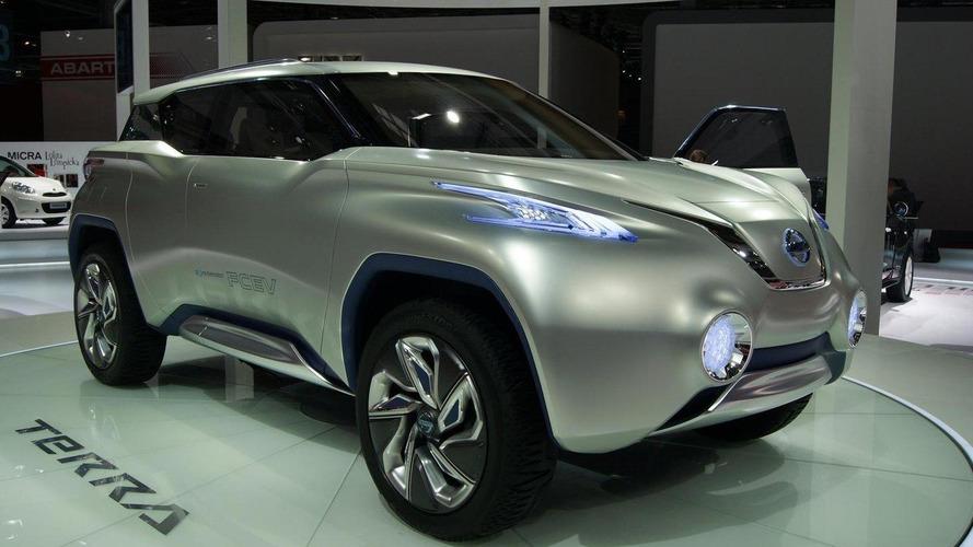 New Nissan Leaf To Also Spawn Terra EV Crossover?