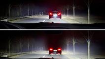 Opel LED matrix light technology 28.3.2012
