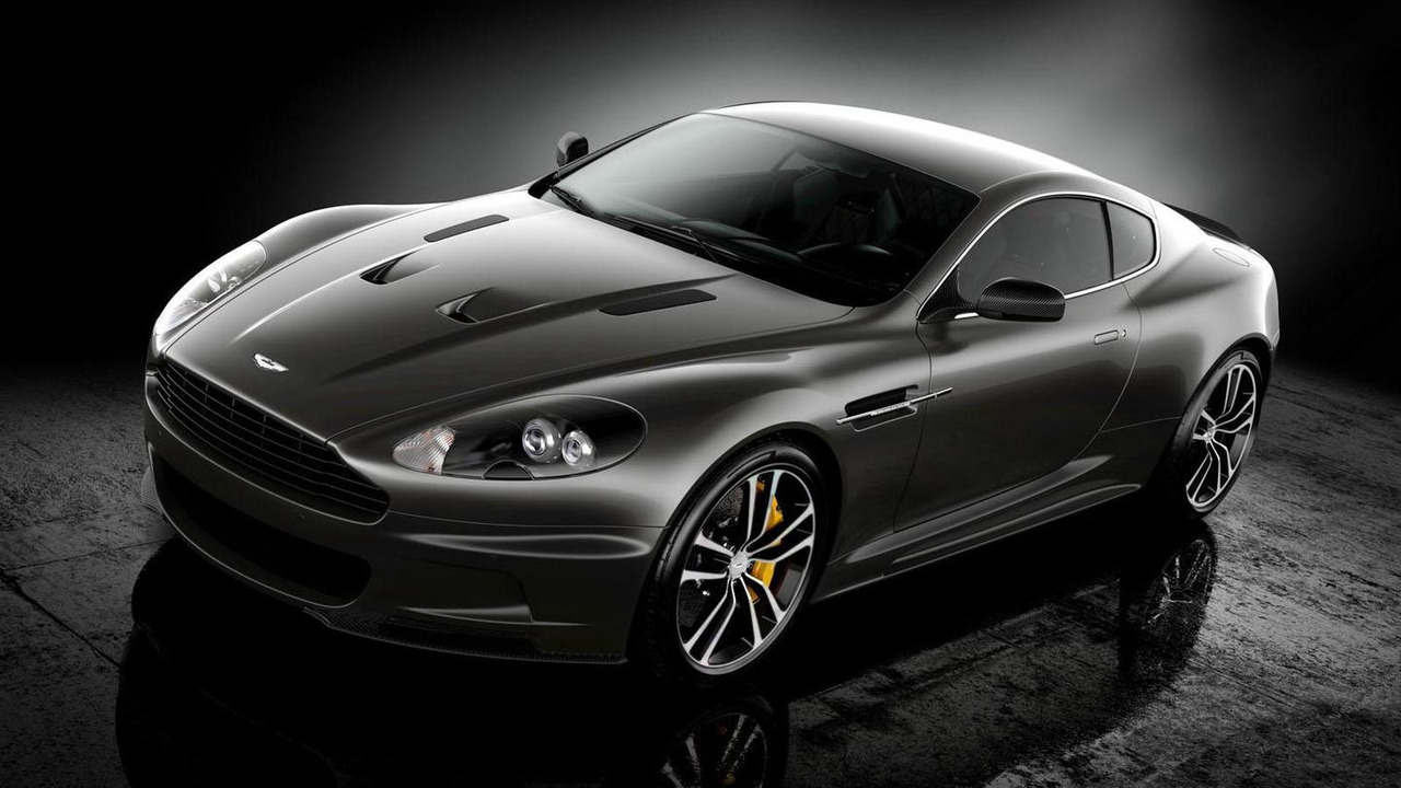 Aston Martin DBS Ultimate 14.5.2012