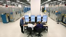 GM Warren Technical Center battery systems lab 11.4.2012