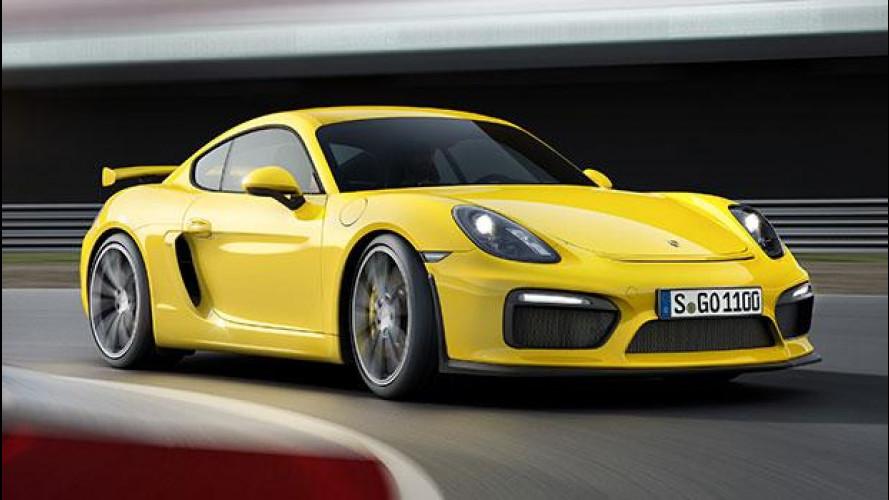 Porsche Cayman GT4 Clubsport, pronto corse