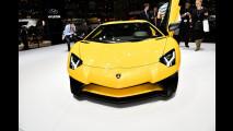 Lamborghini Aventador SV, cattiveria senza fine a Ginevra