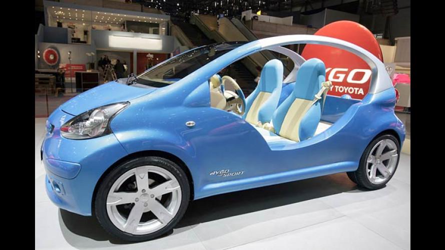 Fit for Fun: Radikal-Cabrio Toyota Aygo Sport