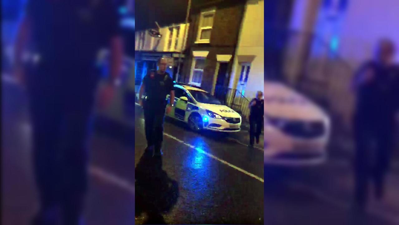 Kent Police drift