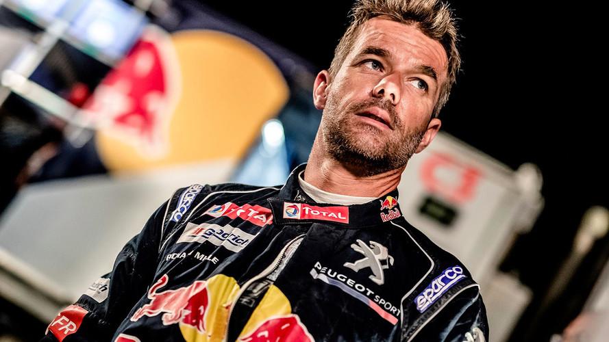 Retour de Sebastien Loeb chez Citroën pour tester la C3 WRC