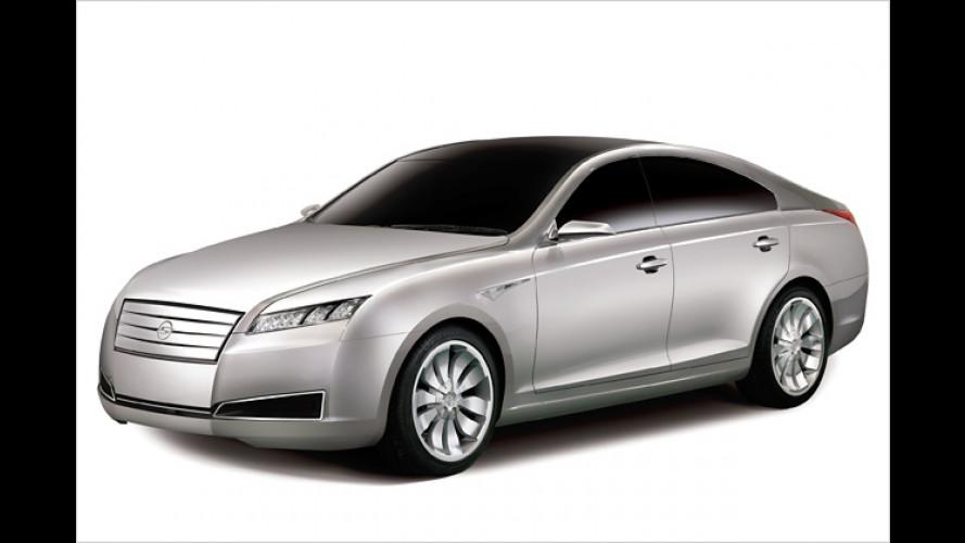 SsangYong: Hersteller zeigt Concept Car Wz auf der IAA