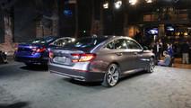 2018 Honda Accord Live Images