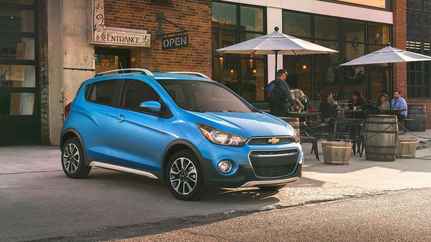 Novo Chevrolet Spark Activ é o primo gringo do nosso Onix aventureiro