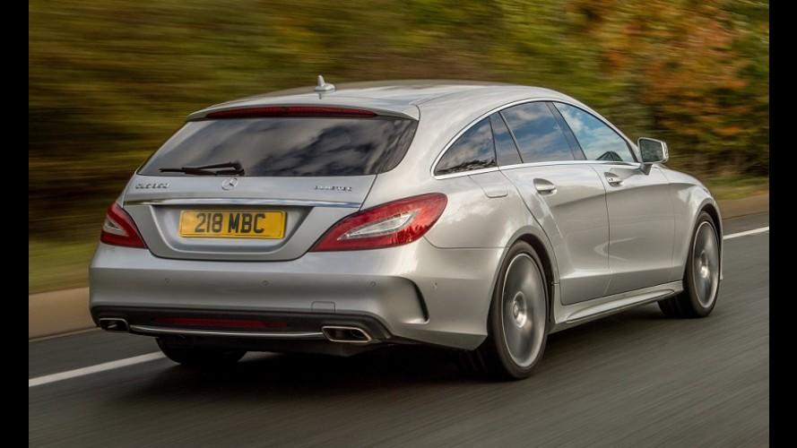 Dançou: Mercedes CLS da próxima geração não terá versão Shooting Brake