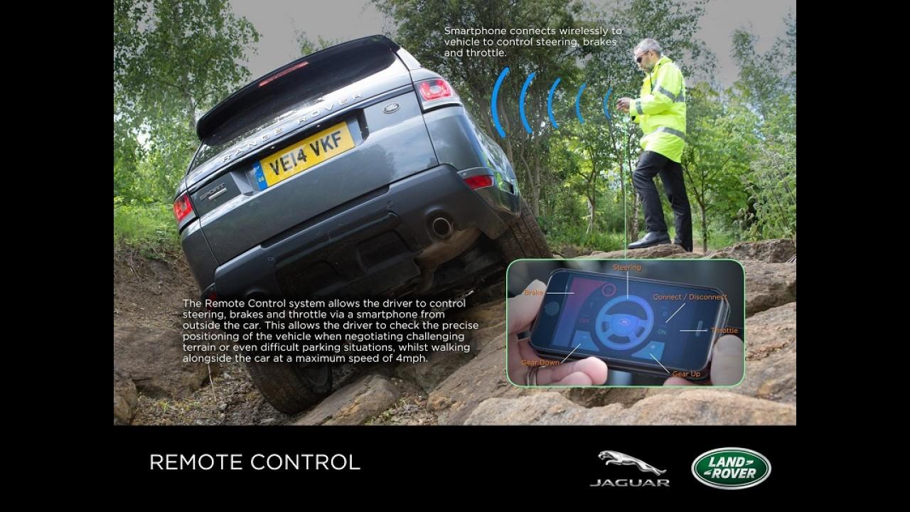 Land Rover ignora carros autônomos e diz: