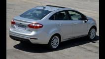 Ford desiste de produzir sedã compacto rival do Honda City