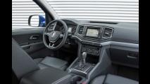 Volkswagen Amarok 2017 estreia nova versão Canyon com motor V6 de 204 cv