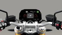 BMW Motorrad,  akıllı telefon bağlantılı gösterge panelini tanıttı