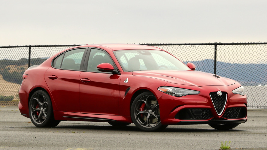 Alfa Romeo Reportedly Delays Larger Sedan Until 2021
