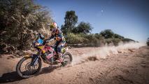 Dakar - 4e étape - Cyril Desprès prend les commandes