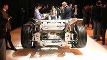 Faraday Future FF 91 VPA chassis