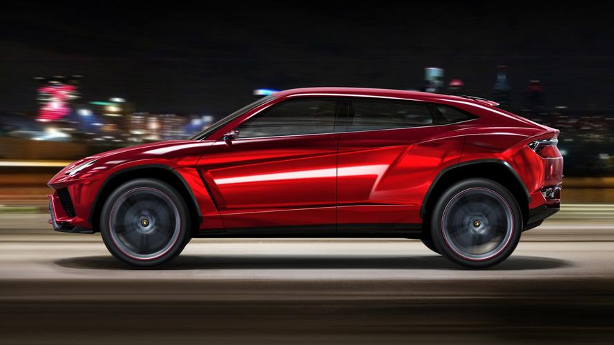 Lamborghini Urus de produção será visto primeiro pelos chineses