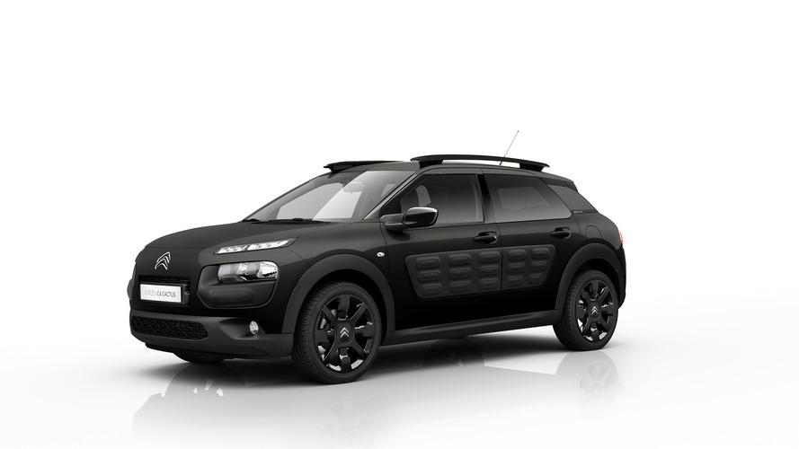 Citroën -  Une nouvelle série limitée pour le C4 Cactus