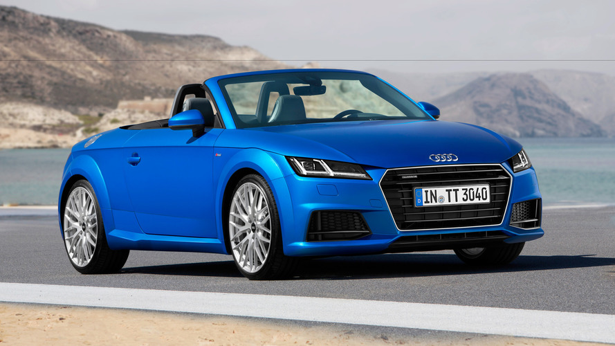 L'Audi TT 2.0 TDI maintenant disponible en quattro