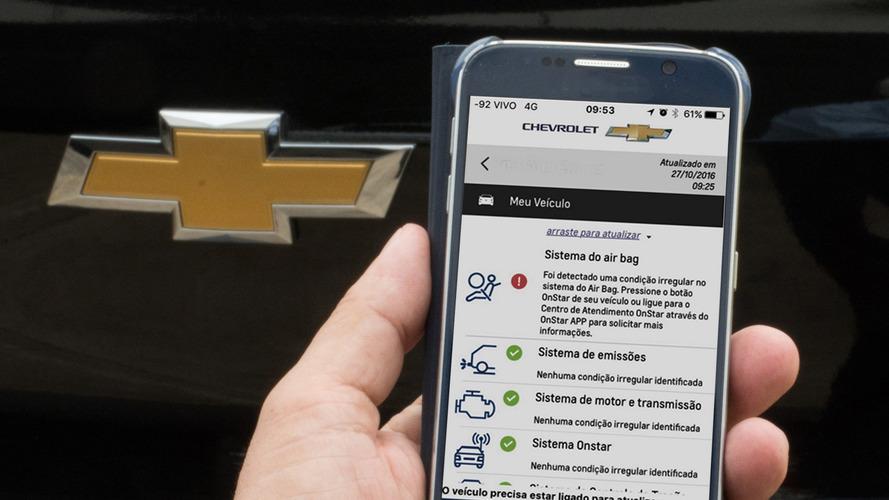 Sistema OnStar agora funciona em parceria com o Sem Parar