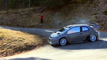 Toyota Yaris WRC Video