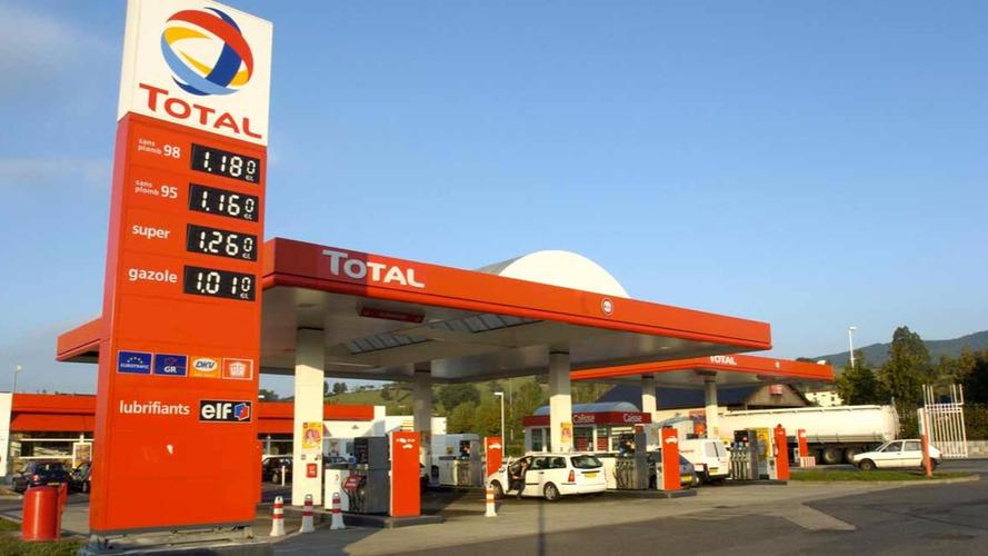 Total va implanter des bornes de recharge dans ses stations