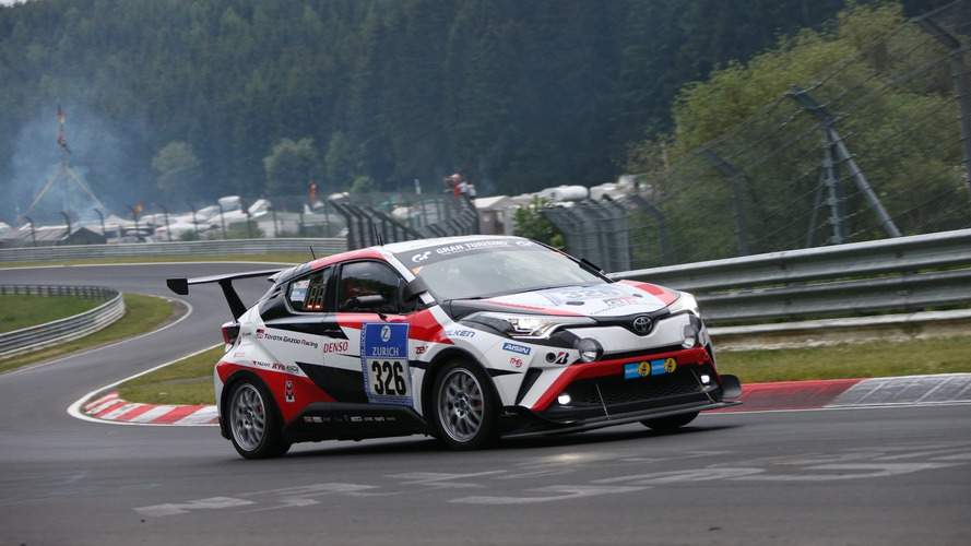 Exclusive interview with Toyota C-HR racing team