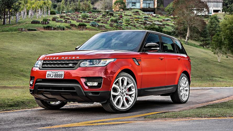 Land Rover convoca Range Rover Vogue e Sport para reparar painel digital