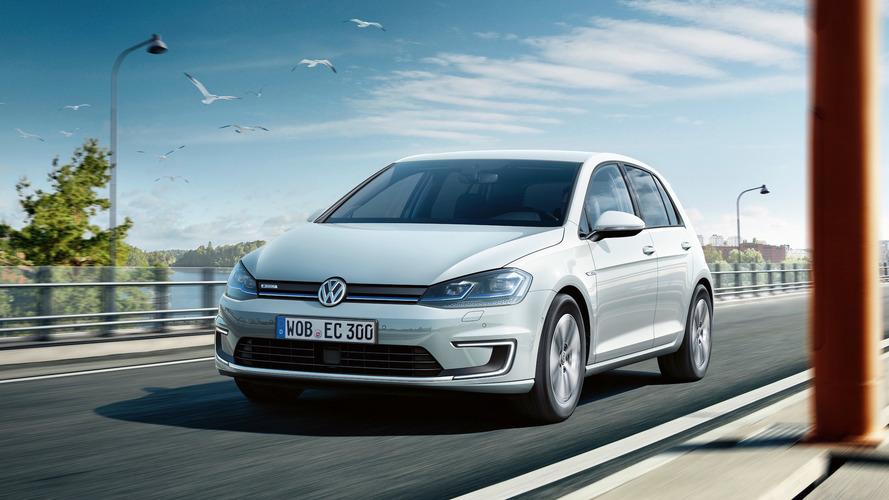 Fin programmée pour la Volkswagen e-Golf en 2019
