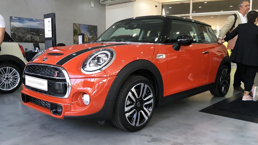 Mini Cooper 2019 renovado chega com preço inicial de R$ 120 mil