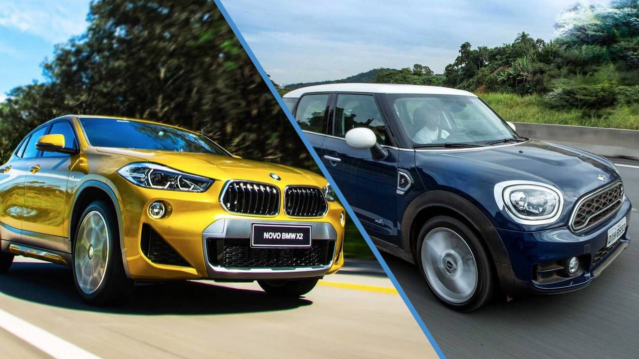 BMW X2 & Mini Countryman