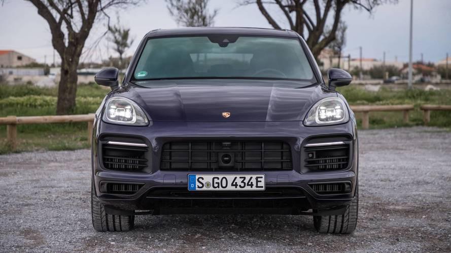 Le Porsche Cayenne Coupé arrivera en 2019 !