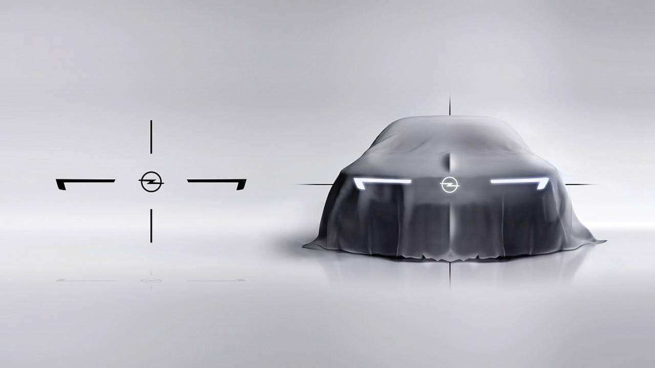 Opel design language teaser