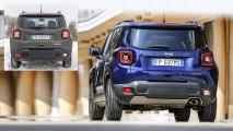 Jeep Renegade: Facelift